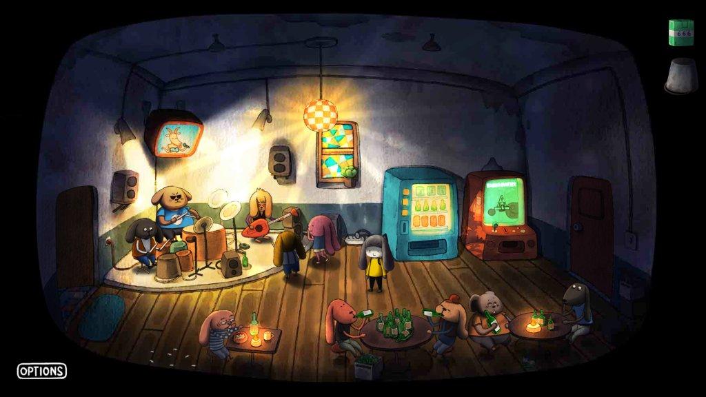 うさぎの部屋