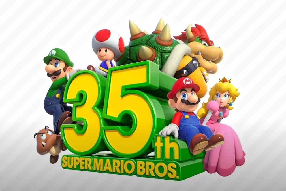 スーパーマリオブラザーズ35周年Direct
