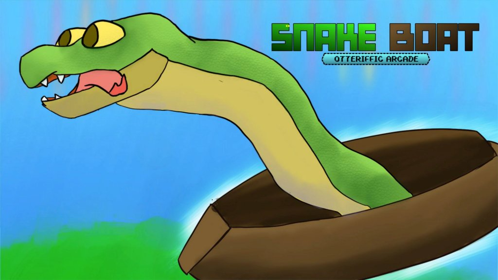 Snake Boat: Otterrific Arcade