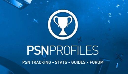 PSNProfiles.comに登録して充実したトロフィーライフを送る【サイトの使い方】