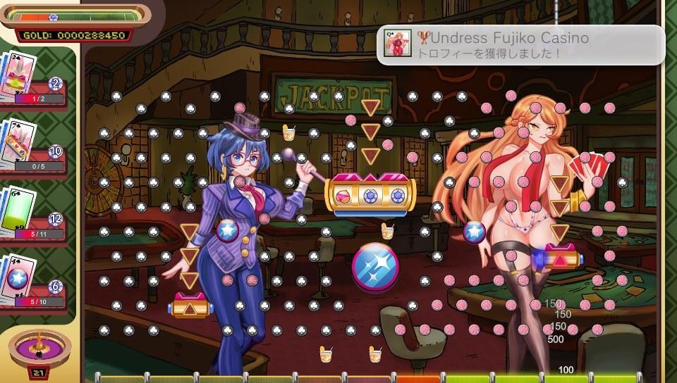 Undress Fujiko Casino