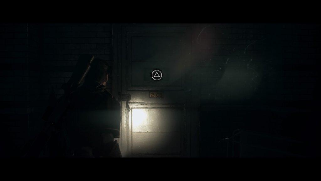 病室のドア2-03