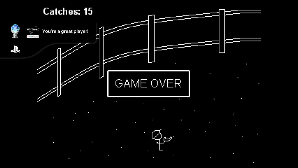 You're a great player!(How high of a score can you get now that you've caught 15?)