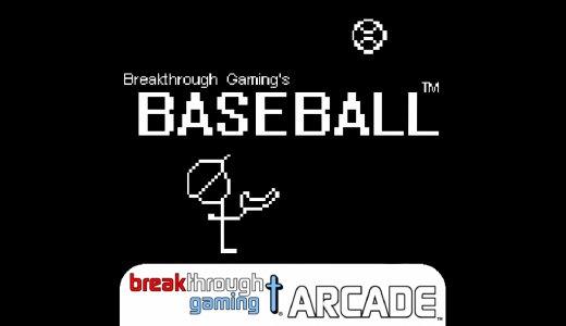 【北米】『Baseball – Breakthrough Gaming Arcade』プラチナトロフィー取得の手引き【0.99ドル・約30分】