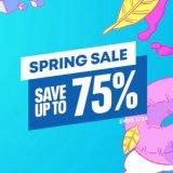 【北米】『Spring Sale』 からトロフィー攻略記事をピックアップ(4/15・4/29まで)