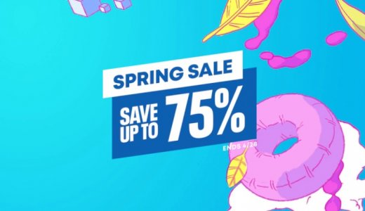 【北米】『Spring Sale』 からトロフィー攻略記事をピックアップ(4/15・4/29まで)【更新版】