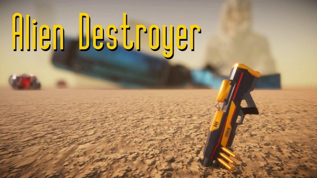 Alien-Destroyer