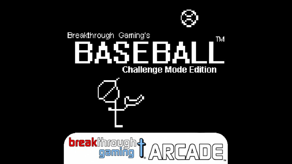 Baseball (Challenge Mode Edition) - Breakthrough Gaming Arcade