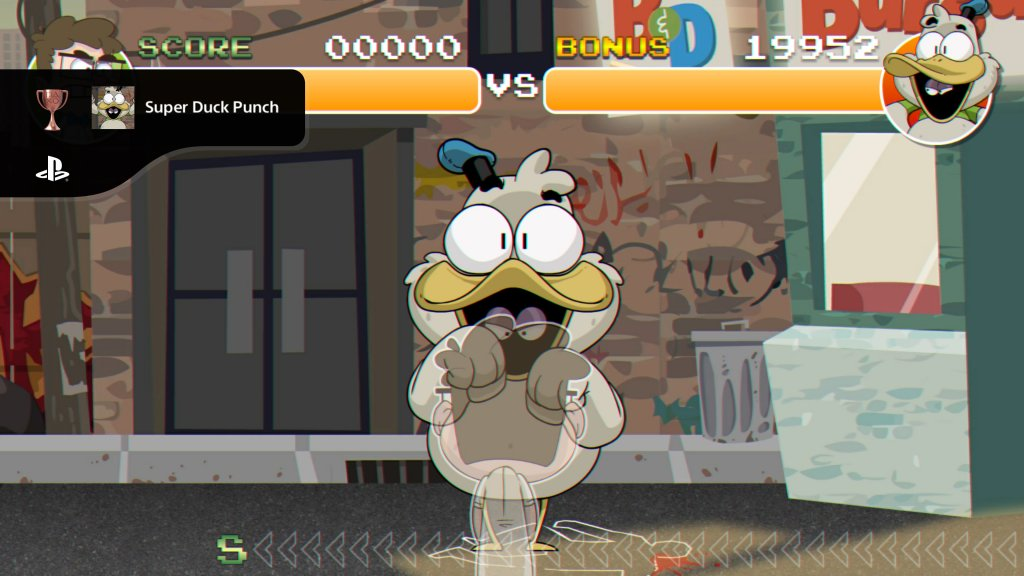 "Super Duck Punch Play ""Super Duck Punch"""