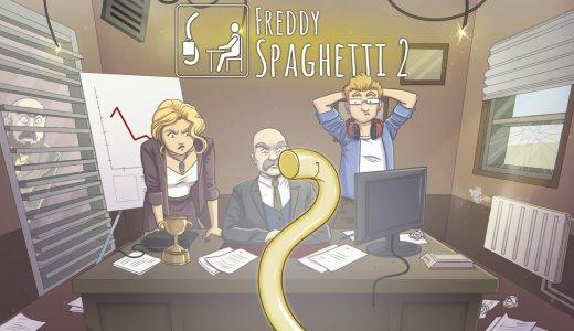 『フレディ スパゲッティ 2』プラチナトロフィー取得の手引き【約50分で完了】