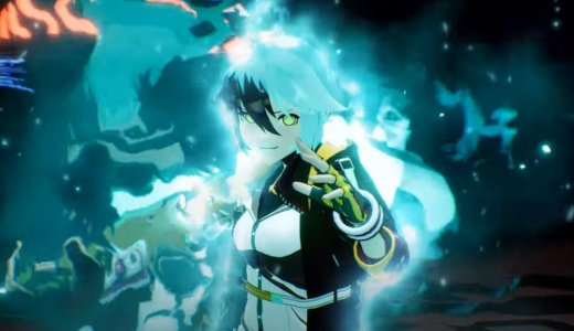 台湾3Dアクション『Dusk Diver2 崑崙靈動』が2021年冬に発売予定