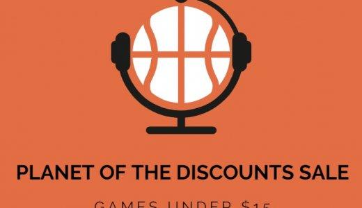 【北米】『Planet of the Discounts Sale』からトロフィー攻略記事をピックアップ(7/22まで)