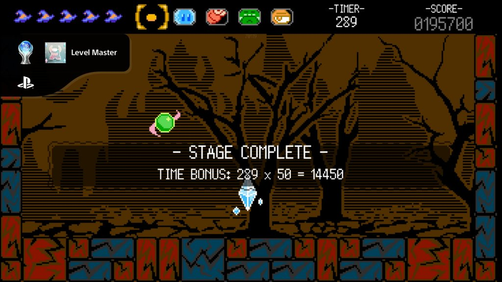 Level Master(Unlock all other trophies.)